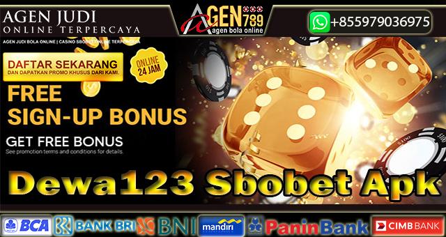 Dewa123 Sbobet Apk