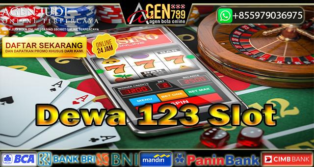 Dewa 123 Slot